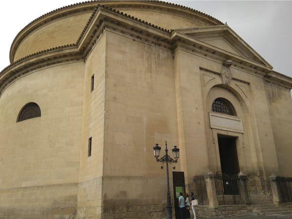 Foto Minatura Iglesia de la Encarnación Montefrío - que ver en Montefrío - Ilutravel.com