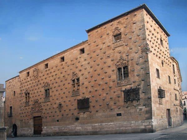 Casa de las Conchas de Salamanca - Ver Salamanca en un día - Ilutravel.com
