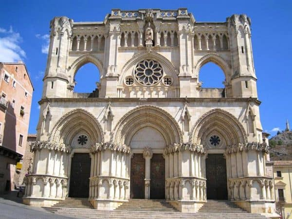 Catedral de Santa María y San Julián de Cuenca. Que ver en Cuenca en un dia