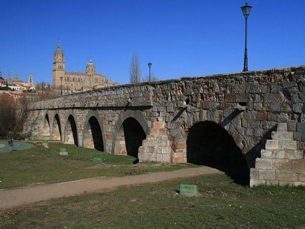 Puente Romano de Salamanca - Visitar Salamanca - Ilutravel.com