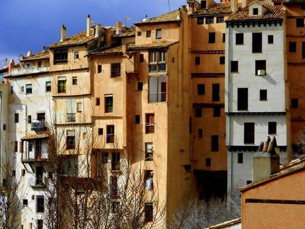 Rascacielos de Cuenca, sitios que ver en un dia