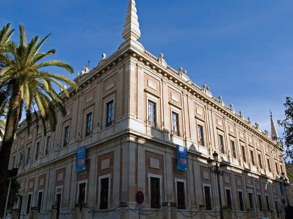 Archivo de Indias de Sevilla - Turismo en dos días - Ilutravel.com