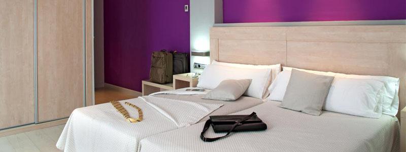 Hotel Europa lugar donde alojarse en Jaén