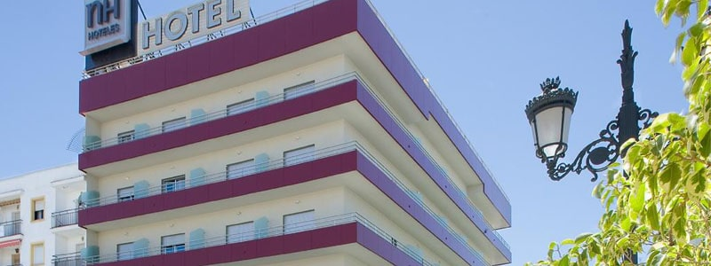 Hotel NH San Pedro MArbella - Ilutravel.com