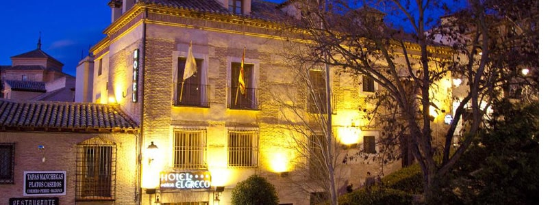Hotel Sercotel El Greco de Toledo - Ilutravel.com