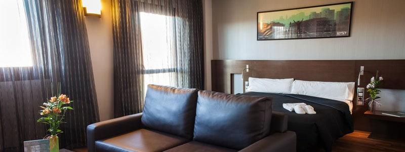 täCH Madrid Airport hotel - Ilutravel.com