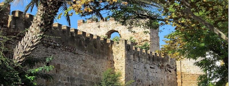 Alcazaba y Muralla Árabe de Marbella - Ilutravel.com