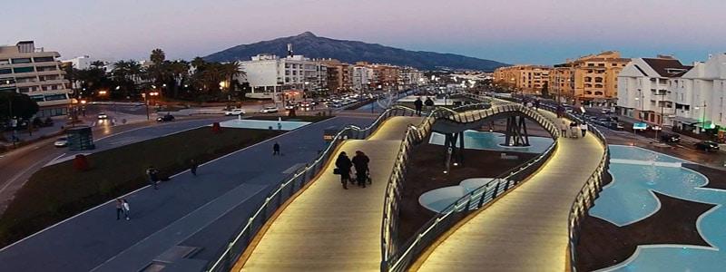 Bulevar San Pedro de Alcántara - Ilutravel.com