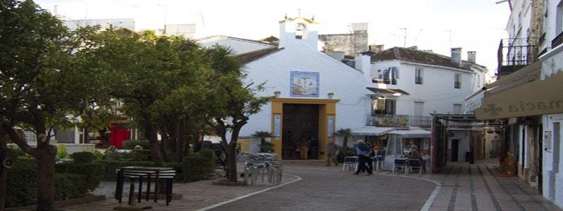 Ermita de Santiago de Marbella - Ilutravel.com