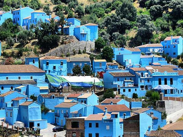 Foto en miniatura de Juzcar pueblo de Málaga - Turismo y viajes por MArbella en un día - Ilutravel.com