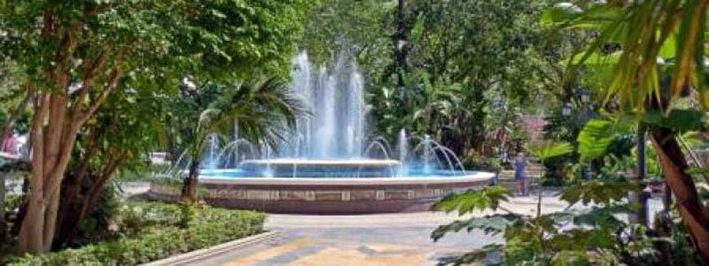 Parque de la Alameda de Marbella - Ilutravel.com