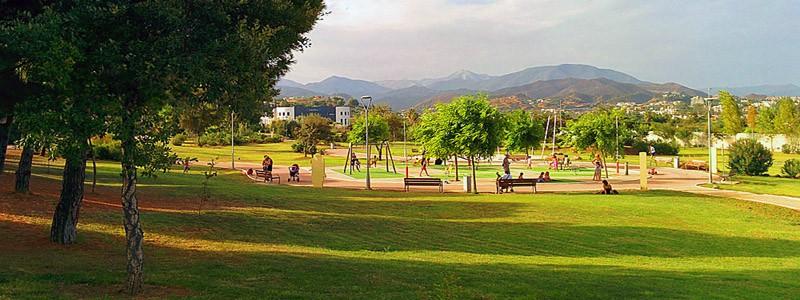 Parque de los Tres Jardines de Marbella - Ilutravel.com