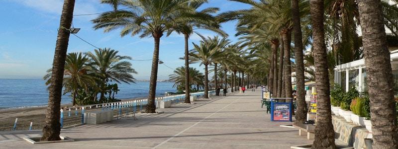 Paseo Marítimo de Marbella - Ilutravel.com