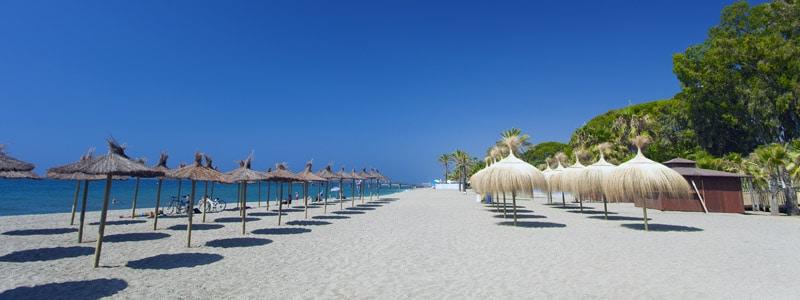 Playa Casablanca de Marbella - Ilutravel.com