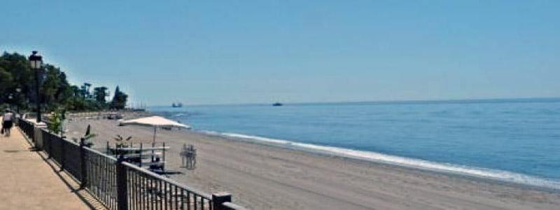 Playa el Ancón de Marbella - Ilutravel.com