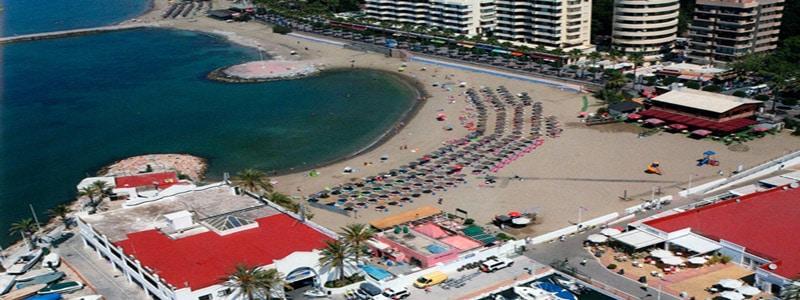 Playa El Faro de Marbella - Ilutravel.com