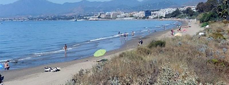 Playa El Pinillo de Marbella - Ilutravel.com