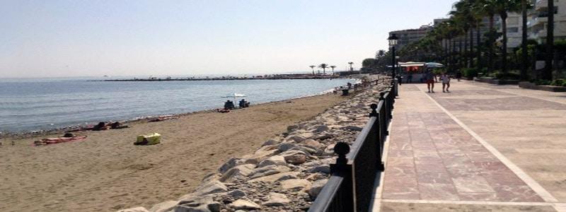 Playa La Bajadilla de Marbella - Ilutravel.com