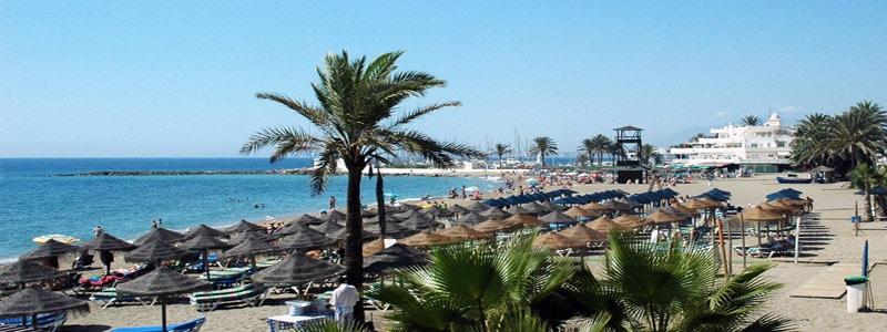 Playa La Venus de Marbella - Ilutravel.com