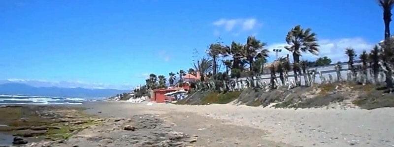 Playa Las Cañas de MArbella - Ilutravel.com