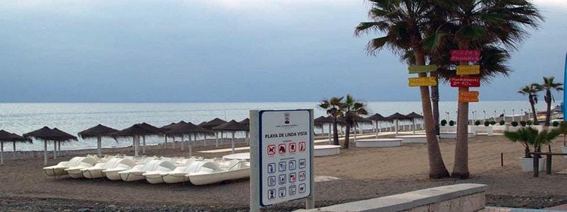 Playa Linda Vista de Marbella - Ilutravel.com