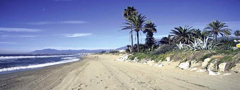 Playa Los Monteros de MArbella - Ilutravel.com