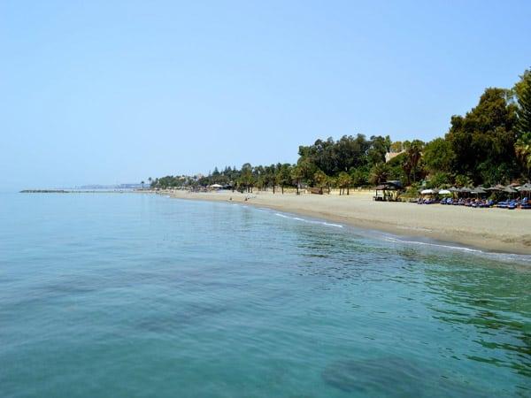 Playa Nagüeles de Marbella - Ilutravel.com