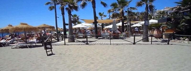Playa Nueva Andalucía Duque de MArbella - Ilutravel.com