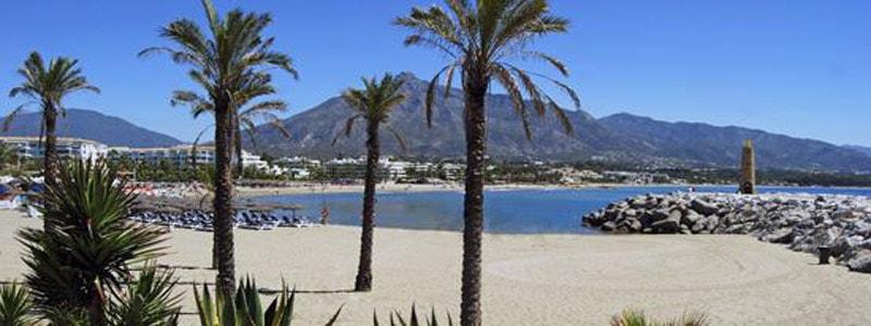 Playa Río Verde de Marbella - Ilutravel.com