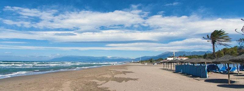 Playa Real de Zaragoza de Marbella - Ilutravel.com