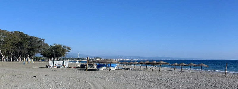 Playa San Pedro de Alcántara - Ilutravel.com