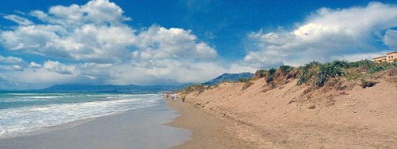 Playa la Víbora de Marbella - Ilutravel.com