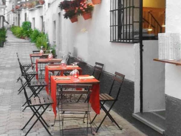 Restaurante Caperuza Bistro de MArbella - Ilutravel.com