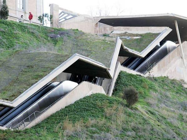 Escaleras mecanicas Toledo - Ilutravel.com