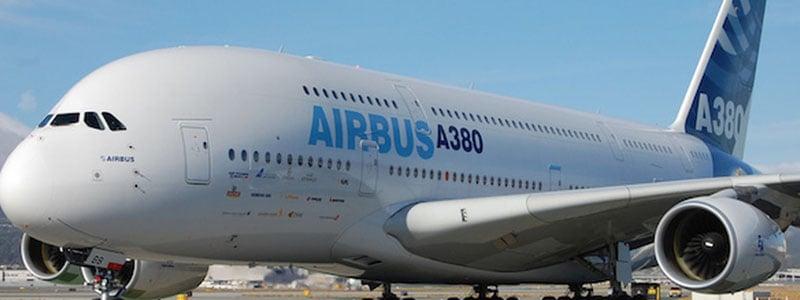 Avión Airbus en Madrid Barajas - Ilutravel.com
