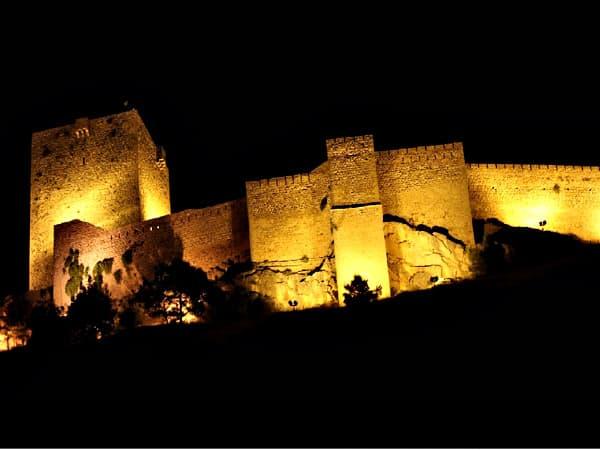 Viajar a Jaén Castillo de Santa Catalina – Ilutravel.com -Tu guía de turismo online