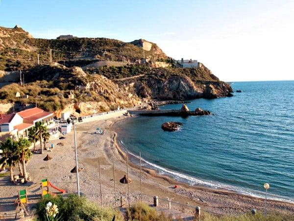 Cala Cortina de Cartagena - ilutravel.com