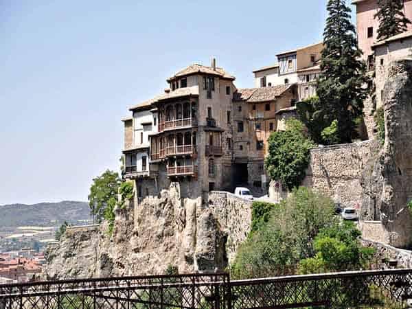 Casas Colgadas de Cuenca - ilutravel.com