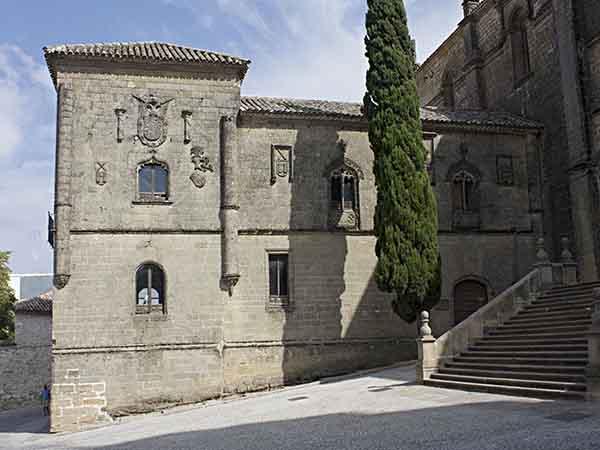 Turismo por Baeza Casas Consistoriales Altas – Ilutravel.com -Tu guía de turismo online