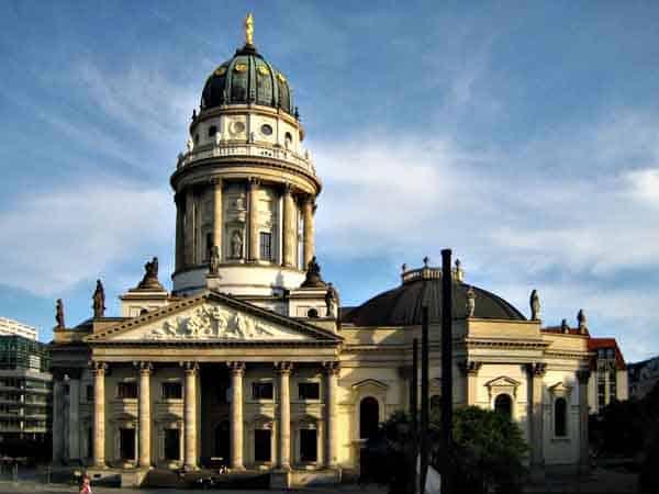 Catedral Alemana de Berlín - Cosas que ver en Berlín - Ilutravel.com
