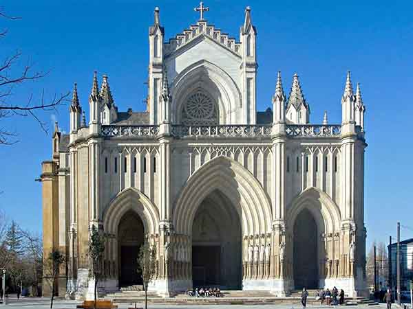 Catedral Nueva de Vitoria - ilutravel.com