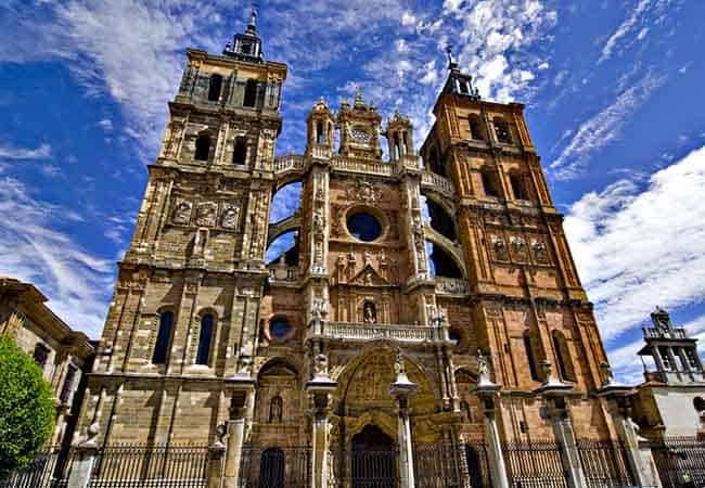 Catedral de Santa María de Astorga - ilutravel -