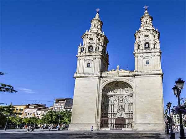 Concatedral de Santa María la Redonda Logroño - ilutravel.com