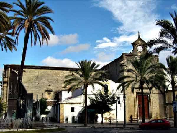 Convento de Santo Domingo Jerez - ilutravel.com