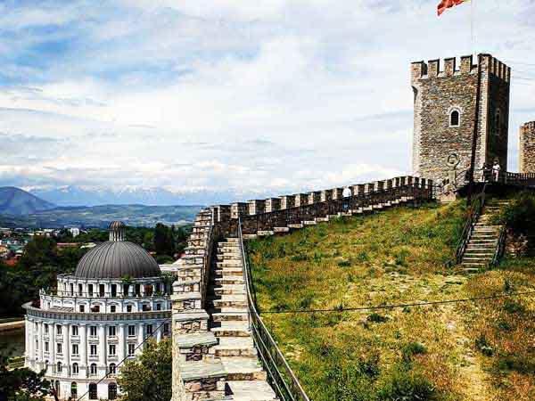 Fortaleza de Skopje - ilutravel.com