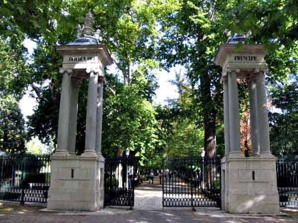 Jardín del Principe Aranjuez – Ilutravel.com -Tu guía de turismo online