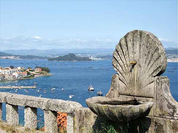 Mirador de A Granxa en Sanxenxo - ilutravel.com