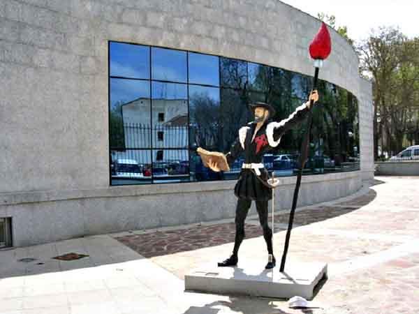 Museo del Quijote de Ciudad Real - ilutravel.com