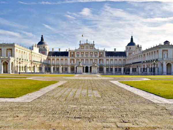 Palacio Real de Aranjuez – Ilutravel.com -Tu guía de turismo online