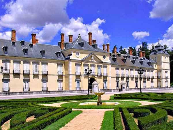 Palacio Real de El Pardo Madrid - ilutravel.com